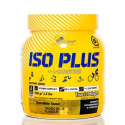 Iso plus olimp 700g + l-carnitine
